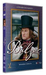 BALZAC – Minissérie Completa (DVD DUPLO) - ENTREGA PREVISTA 10/04/17