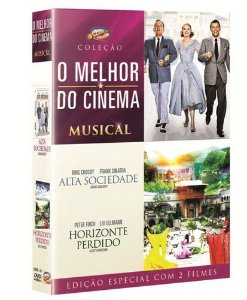 O MELHOR DO CINEMA MUSICAL (BOX)