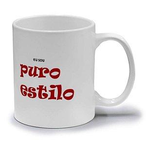 PURO ESTILO  - CANECA