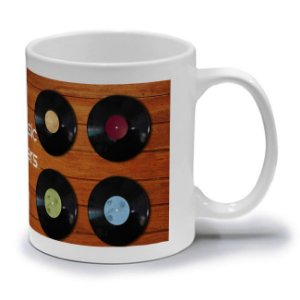 MUSIC LOVERS - CANECA