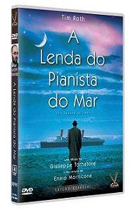 A LENDA DO PIANISTA DO MAR – EDIÇÃO ESPECIAL