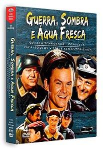GUERRA, SOMBRA E ÁGUA FRESCA  -  4ª TEMPORADA COMPLETA (1965/71)