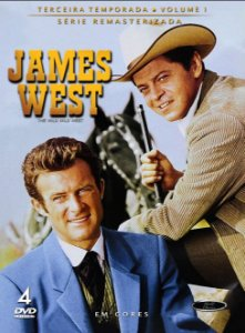 JAMES WEST – 3ª TEMPORADA – VOLUME 1 (1965/69)