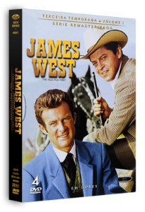 JAMES WEST – 3ª TEMPORADA – VOLUME 1