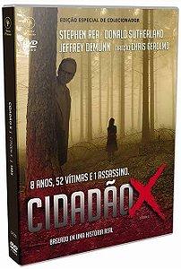 CIDADÃO X - EDIÇÃO ESPECIAL DE COLECIONADOR