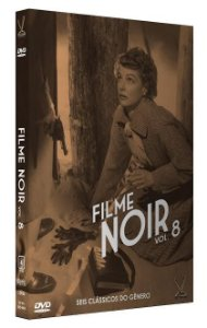 FILME NOIR VOL. 8 – ED. LIMITADA COM 6 CARDS (3 DVDs)