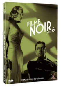 FILME NOIR - VOL. 6 (Amaray com 3 DVDs + Luva)