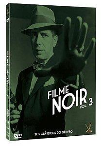 FILME NOIR VOL. 3 (Caixa com 03 DVDs)