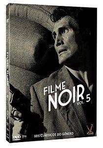 FILME NOIR VOL. 5 (Caixa com 03 DVDs)