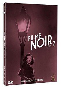 FILME NOIR VOL. 7 (Caixa com 03 DVDs) - ENTREGA PREVISTA 27/06/17