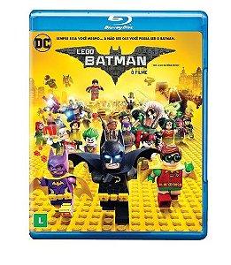 LEGO BATMAN, O FILME (BLU-RAY)  - ENTREGA PREVISTA 19/06/17
