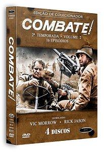 COMBATE! 2ª TEMPORADA - VOLUME 2