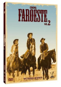 CINEMA FAROESTE VOL.2 (Caixa com 03 DVDs)
