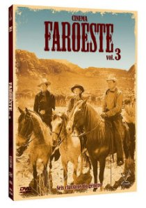 CINEMA FAROESTE VOL.3 (Caixa com 3 DVDs)
