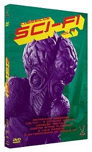 CLÁSSICOS SCI-FI VOL. 4 - ED. LIMITADA COM 6 CARDs (3 DVDs)