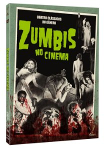 ZUMBIS NO CINEMA - ENTREGA PREVISTA 12/09/17