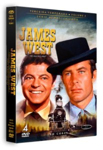 JAMES WEST – 3ª TEMPORADA – VOLUME 2 (1965/69) - ENTREGA PREVISTA 28/08/17