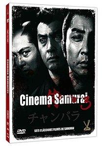 CINEMA SAMURAI VOL.3 - ENTREGA PREVISTA 10/10/17