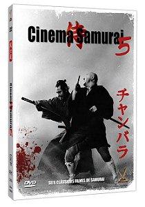 CINEMA SAMURAI VOL.5 - ENTREGA PREVISTA 10/10/17