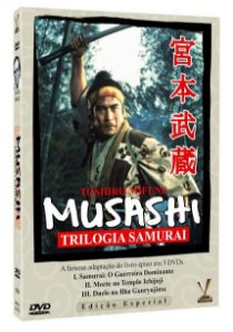 MUSASHI – TRILOGIA SAMURAI