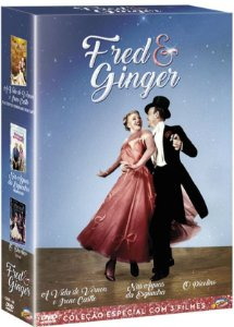 BOX FRED & GINGER