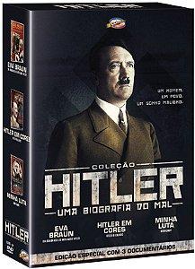 BOX COLEÇÃO HITLER - ENTREGA PREVISTA 20/10/17