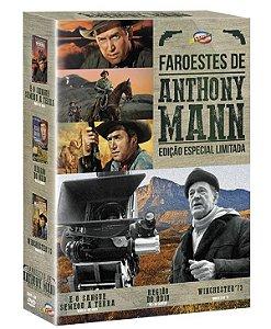 BOX FAROESTES DE ANTHONY MANN - ENTREGA PREVISTA 20/10/17