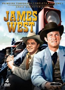 JAMES WEST – 1ª TEMPORADA – VOLUME 1