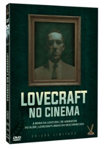 LOVECRAFT NO CINEMA – EDIÇÃO ESPECIAL - ENTREGA PREVISTA 10/11/17