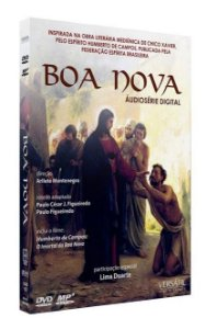 BOA NOVA – ÁUDIOSÉRIE DIGITAL (DVD + CD) - ENTREGA PREVISTA 12/12/17