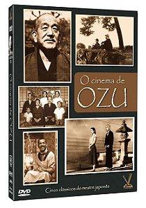 O CINEMA DE OZU VOL.1 - ENTREGA PREVISTA 12/12/17