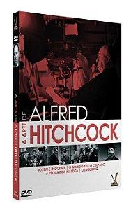 A ARTE DE ALFRED HITCHCOCK