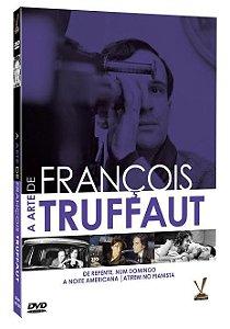A ARTE DE FRANÇOIS TRUFFAUT