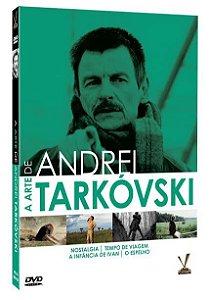 A ARTE DE ANDREI TARKÓVSKI - ENTREGA PREVISTA 12/12/17