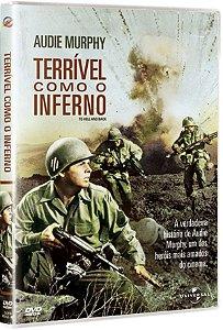 TERRÍVEL COMO O INFERNO - ENTREGA PREVISTA 13/12/17