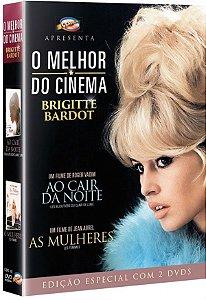 BOX O MELHOR DO CINEMA – BRIGITTE BARDOT - ENTREGA PREVISTA 12/12/17