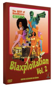 BLAXPLOITATION VOL. 2 – ED. LIMITADA COM 4 CARDS