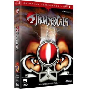THUNDERCATS – 1ª TEMPORADA - VOLUME 1