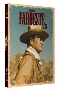 CINEMA FAROESTE VOL. 5 - CAIXA C/ 3 DVDs (ENTREGA PREVISTA P/ 12/02/18)