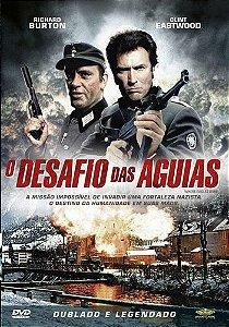 O DESAFIO DAS ÁGUIAS - ENTREGA PREVISTA P/ 14/02/18