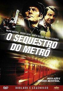 O SEQUESTRO DO METRÔ - ENTREGA PREVISTA P/ 14/02/18