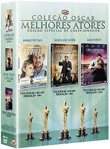 BOX COLEÇÃO OSCAR  - MELHORES ATORES - ENTREGA PREVISTA 13/02/18