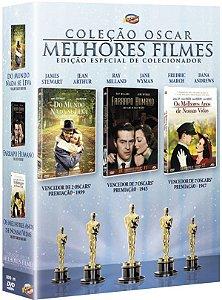 BOX COLEÇÃO OSCAR  - MELHORES FILME - ENTREGA PREVISTA 13/02/18