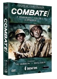 COMBATE! 3ª TEMPORADA - VOLUME 2