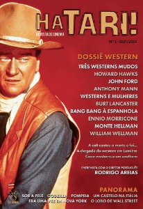 HATARI! REVISTA DE CINEMA #1 - DOSSIÊ WESTERN
