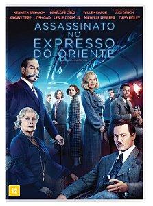 ASSASSINATO NO EXPRESSO ORIENTE - ENTREGA PREVISTA 22/03/2018