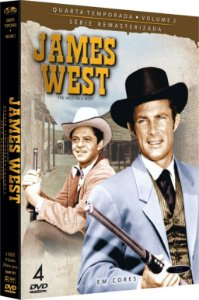 JAMES WEST – 4ª TEMPORADA – VOLUME 2