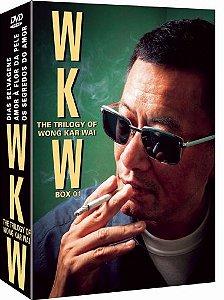 COLEÇÃO WONG KAR-WAI - BOX 1