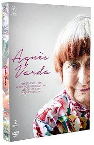 AGNÈS VARDA - DIGIPAK COM 2 DVD'S