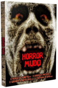 HORROR MUDO - DIGIPAK COM 2 DVD'S